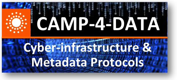 Science-CAMP: Cyber-infrastructure & Metadata Protocols