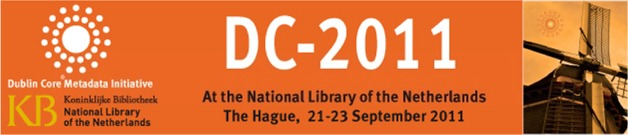 Graphic for the DC-2011 International Conference