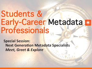 Student and Early Career Professionals